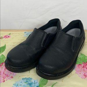 Dr. Scholls black men's shoes size 8.5 slip on